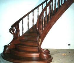 Непосредственная установка лестницы