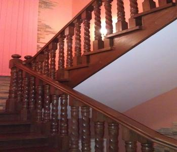 Лестница в г. Щербинка