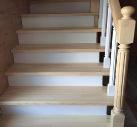 Лестница в д.Шубино