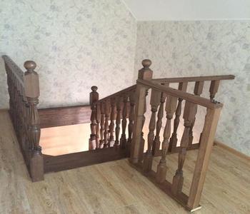 Лестница в д. Авдотьино