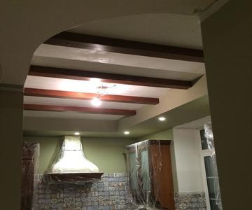 Декоративная потолочная фальшбалка