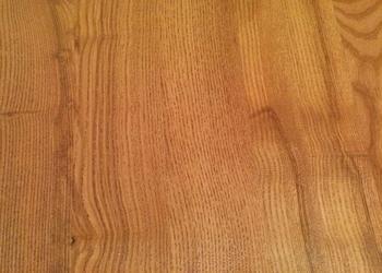 Отделка древесным маслом