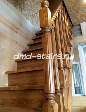 Лестница в д. Валищево