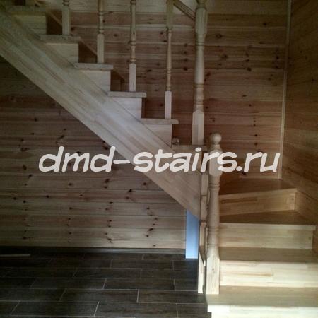 Лестница в д.Манушкино