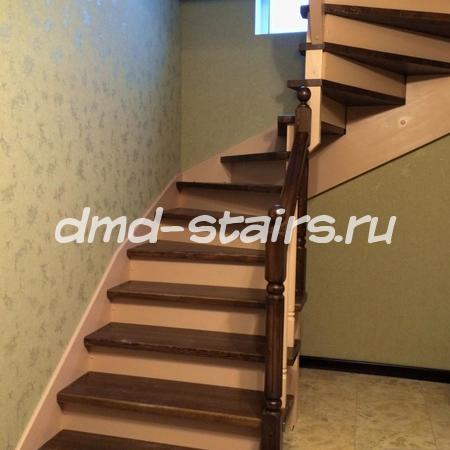 Лестница в д. Федюково.