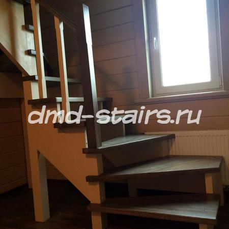 Лестница в д. Поливаново