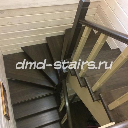 "Лестница в КП""Романовские дачи"""