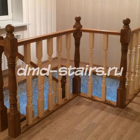Проем под лестницу